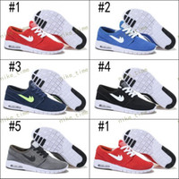 Unisex anti fur - SB Stefan Janoski Max Shoes Running Shoes Sneakers Anti Fur Suede For Women And Men High Quality Athletic Shoes