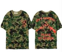 Wholesale Off white T Shirts Men Women Summer Kanye You Cut Me Hip Hop Cotton Tee Shirt Tops
