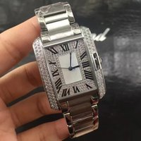 best dress watches - High quality stainless steel watches for women dress watches with diamonds quartz rose gold watches ladies best gift for women