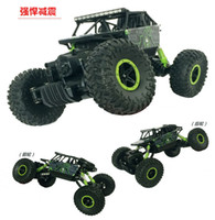Wholesale Ghz RC Rock Crawler WD Monster Truck Off Road Vehicle Toy