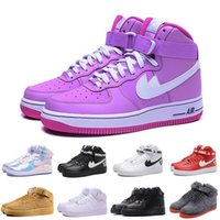 basketball mascots - With Box Drop Shipping Cheap limited edition shoes af1 supreme shoes Low Mid High sports Women Mascot Running shoes for Men shoe US