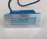 al por mayor ip67 3w-110 * 45m m smd5730 lámpara de piso empotrada al aire libre de las luces 3w 110-120lm / w Taiwán llevó epistar ROUDA