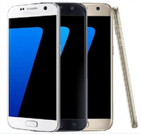 Wholesale Goophone s7 smartphone Android inch Show MTK6592 Octa Core gb ram gb rom GPS WIFI cell phone bit Show G LTE DHL free