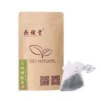 Wholesale Yan Hou Tang Toffee Black tea bag Made in Taiwan Leisure Natural Health