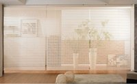 Wholesale colorful shangri la triple shading window blinds