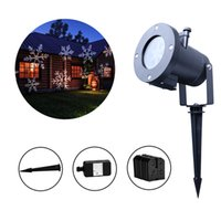 Wholesale Led Holiday Projector Replaceable Slides Lights Outdoor Indoor Landscape Spotlight for Christmas Halloween Birthday Wedding Party
