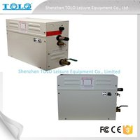 Wholesale 3KW TOLO PS Series Sauna Steam Generator Steam Room Machine For Wet Sauna With CE certificate