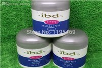 Wholesale Pink Clear White colors IBD Builder Gel oz g Strong UV Gel for nail saloon art false tips extension new