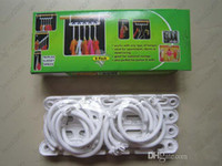 Wholesale 20packs Space Saver Wonder Magic Hanger Closet Organizer wonder hanger