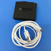 kindle fire hd - For Amazon Kindle Fire HD ft USB to Micro USB Data A Sync Cable Cord Black and white