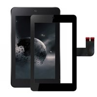 asus panel pc - Hot sale Outer Glass Replacement Panel Touch Screen Digitizer For ASUS MeMo Pad ME173X ME173 K00B pc