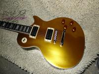 New Arrival Goldtop Slash AFD Guitare électrique Ebony fingerboard en stock Nouveauté OEM à vendre en Chine
