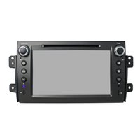 Wholesale 2016 Hot sale inch Android Car DVD player for Suzuki SX4 with GPS Steering Wheel Control Bluetooth Radio