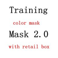 Wholesale 10pcs newest High Altitude Mask Fitness Training Outdoor Sport Mask Supplies Equipment