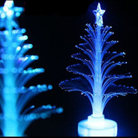 artificial trees sale - Christmas Trees Decorations Mini LED Ornaments Party Outdoor Artificial Colorful Lights Xmas for Sale Holiday Gift