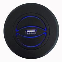 Controlador lineal España-Sofá reclinable actuador lineal redondo dos botones de control remoto de control del microteléfono manejar controlador con retroiluminación LED socket USB cargador de teléfono