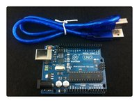 Wholesale UNO Shield Ethernet Shield W5100 R3 UNO Mega UNR R3 lt only W5100 Development board for arduino