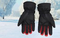 Wholesale 2017Outdoor gloves Riding glove Non slip Winter ski gloves Keep warm Wind proof Touch screen gloves nylon
