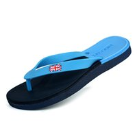 applique flags outdoors - Hot Sale Big Size Cheap Men Fashion Flip Flops Casual Summer Beach Shoes Home Outdoor Slippers Flats American Flag