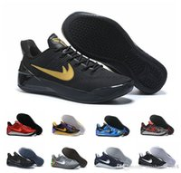 ad boot - 2016 Kobe XII AD Elite Low Basketball Shoes Men Retro KB Boots High Quality Sneakers Cheap Sports Shoes Size EUR