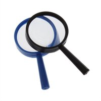 acrylic magnifier - pc high quality black Reading X Magnifier Hand Held Magnifying acrylic mm new arrival