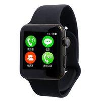 Wholesale 2016 mm Bluetooth Smart Watch MTK2502C nd Generation IWO Heart Rate Monitor SmartWatch for Apple Samsung pk gt08