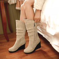 Wholesale New Winter Boots Fashion Boots with Fringed Boots Woman Snow Boots Colors Size
