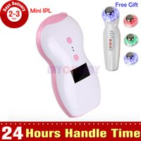 Wholesale Buy One Get One Free Portable Mini IPL Laser Permanent Painless Hair Removal Deivce for Home and Personal Beauty Care