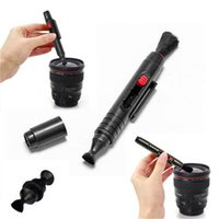 Wholesale New Lens Cleaning Pen Dust Cleaner For DSLR VCR DC Camera Canon Nikon Sony