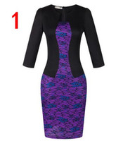 Wholesale 2017 new clothes Dress Occupation clothing Package hip Pencil skirt Women s Wear Fashion casual clothes Work Dresses Bodycon dresses