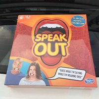 Wholesale 2016 Speak Out Game KTV party newest best selling toy from daigua888