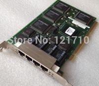 Wholesale ANA PCI Bit Quad Port Ethernet Lan Adapter Network Interface