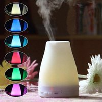 Wholesale 100ml Essential Oil Diffuser Portable Aroma Humidifier Diffuser LED Night Light Ultrasonic Cool Mist Fresh Air Spa Aromatherapy b589