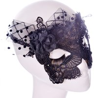 act mask - The new dress makeup mask New Year s eve party interest surface act the role of bud silk mask