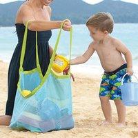 big bag sand - PC Kids Toys Sand Big storage Box For Child Sandbox Castle Beach Balls Home Bag