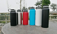 Wholesale Hydro Flask oz oz oz Vacuum Insulated Stainless Steel Water Bottle Stainless Steel Tumbler Water Bottle cold insulation CUP