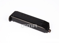 airsoft loader - Airsoft Paintball Plastic BB Speed loader War Games Combat Tactical BB Loader Hunting Accessory Black