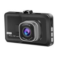 Wholesale 1080P Car DVR Camera Vehicle Video Recorder Dashboard Dash Circle Rrecording Cam G sensor Night Vision Screen Saver