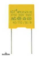 Wholesale Safety capacitance X2 vac105k v105k MKP uf Feet from DAIN