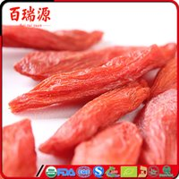 bayas secas china al por mayor-Lo más reciente 2017 Goji bayas Frutas secas Wolfberry Chinese Herbal Tea Original Ningxia goji baya Semillas de venta al por mayor
