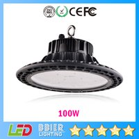 Wholesale 5 years warranty VAC CE ROHS listed w High Quality led UFO high bay light with angle
