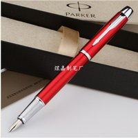 Wholesale Promotion fountain pen parker IM pens office supplies school parker original metal parker black red