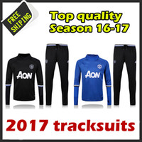 Wholesale 2016 The latest version of the United tracksuits Thailand quality of pants training suits sweatsuits