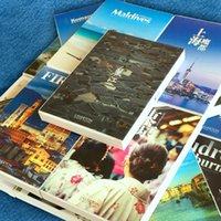 anniversary photo cards - LAVERTON travel landscape Postcard domestic and foreign tourist attractions photos of national beauty spot cards
