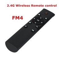 best windows player - Best price NEW arrival KODI FM4 Keyboard Wireless for FM4 Air Mouse for Android TV BOX FOR Windows Mac OS Lilux Remote Control