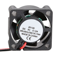 Wholesale 2510S V Cooler Brushless DC Fan mm Mini Cooling Radiator High Quality