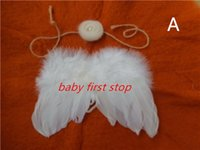 Wholesale newborn photography props wing