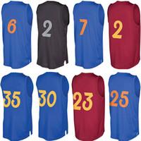 Wholesale 2016 Christmas Edition jersey porzingis Leonard LeBron James Anthony rose Irving Stephen Curry kevin Durant jerseys fast shipping