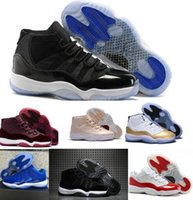 Mid Cut athletic stretches - 2017 Retro Basketball Shoes Women Men New Black Retros s XI Low Man Bred Space Jam Athletics Sneakers Sale Size