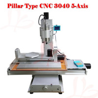 Wholesale High Precision Ball Screw KW CNC Router Axis CNC mini CNC Milling Machine Table Column Type